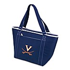 Picnic Time® University of Virginia Collegiate Topanga Cooler Tote in Navy Blue