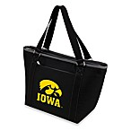 Picnic Time® University of Iowa Collegiate Topanga Cooler Tote in Black