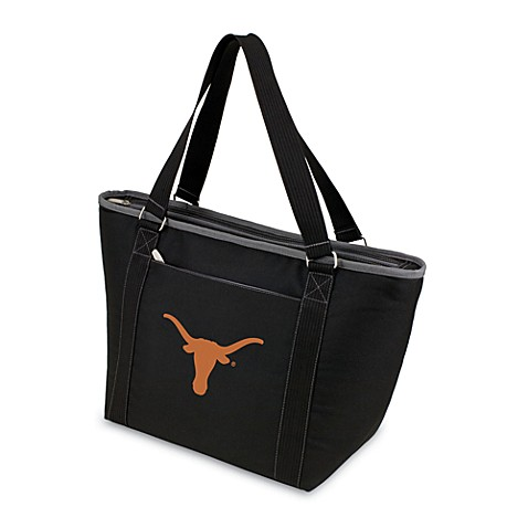 Picnic Time® University of Texas Collegiate Topanga Cooler Tote in Black