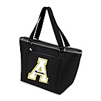Picnic Time® Appalachian State Collegiate Topanga Cooler Tote in Black