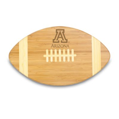 Picnic Time® University of Arizona Touchdown! Bamboo Cutting Board