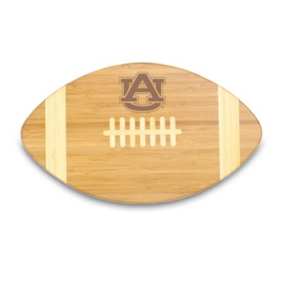 Picnic Time® Auburn University Touchdown! Bamboo Cutting Board