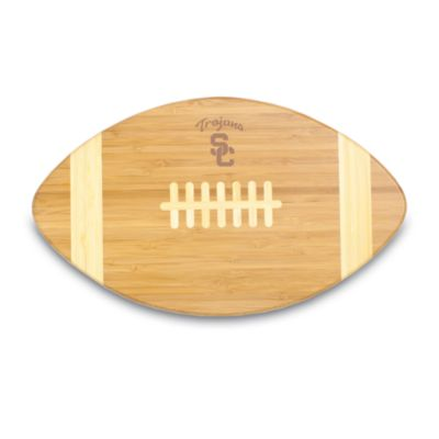 Picnic Time® University of Southern California Touchdown! Bamboo Cutting Board
