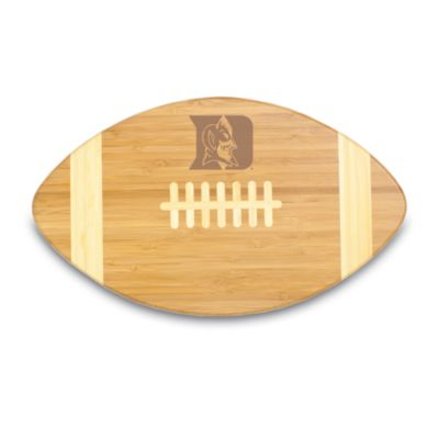Picnic Time® Duke University Touchdown! Bamboo Cutting Board