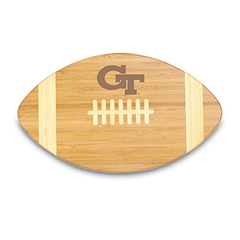Picnic Time® Georgia Tech Touchdown! Bamboo Cutting Board