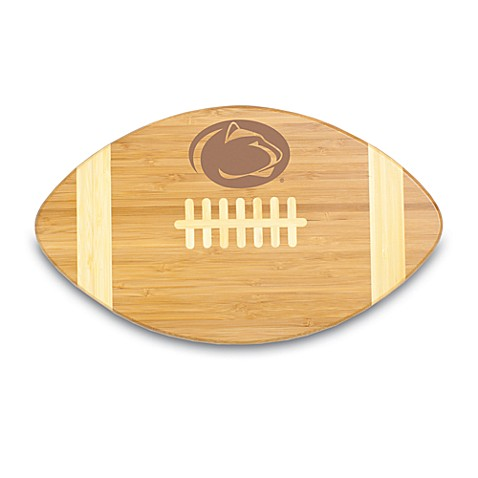 Picnic Time® Pennsylvania State Touchdown! Bamboo Cutting Board