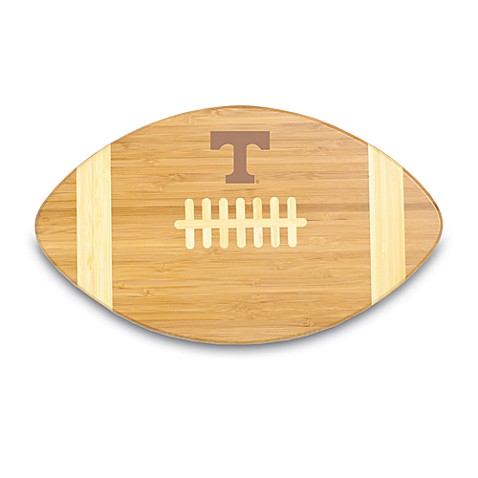 Picnic Time® University of Tennessee Touchdown! Bamboo Cutting Board