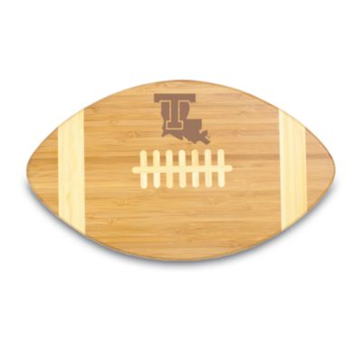 Picnic Time® Louisiana Tech Touchdown! Bamboo Cutting Board