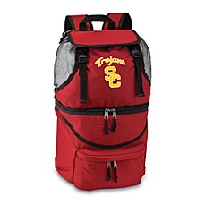 Picnic Time® University of Southern California Collegiate Zuma Insulated Cooler Backpack in Red