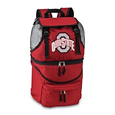 Picnic Time® Red Collegiate Zuma Insulated Cooler Backpack - Ohio State