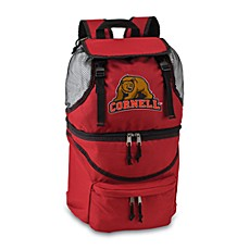 Picnic Time® Cornell University Collegiate Zuma Insulated Cooler Backpack in Red