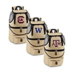 Picnic Time® Beige Collegiate Zuma Insulated Cooler Backpack