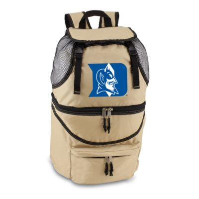 Picnic Time® Duke University Collegiate Zuma Insulated Cooler Backpack in Beige