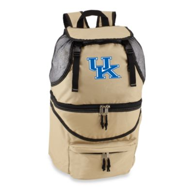 Picnic Time® University of Kentucky Collegiate ZuMainsulated Cooler Backpack in Beige