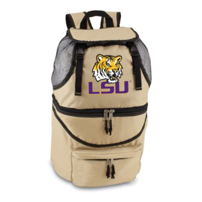 Picnic Time® University of Louisiana Collegiate Zuma Insulated Cooler Backpack in Beige
