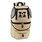 Picnic Time® University of Missouri Collegiate Zuma Insulated Cooler Backpack in Beige