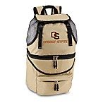 Picnic Time® Oregon State Collegiate Zuma Insulated Cooler Backpack in Beige