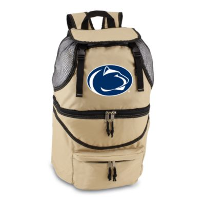 Picnic Time® Penn State Collegiate Zuma Insulated Cooler Backpack in Beige