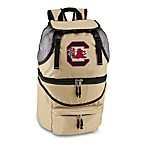 Picnic Time® University of South Carolina Collegiate Zuma Insulated Cooler Backpack in Beige