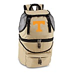Picnic Time® Universtiy of Tennessee Collegiate Zuma Insulated Cooler Backpack in Beige