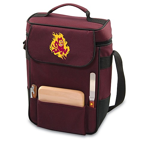 Picnic Time® Collegiate Duet Insulated Cooler Tote - Arizona State