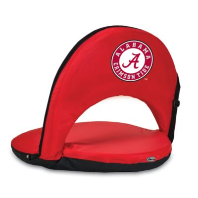 Picnic Time® University of Alabama Collegiate Oniva Seat in Red
