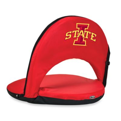 Picnic Time® Iowa State Collegiate Oniva Seat in Red