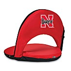 Picnic Time® University of Nebraska Collegiate Oniva Seat in Red