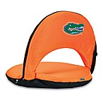 Picnic Time® Univerity of Florida Collegiate Oniva Seat in Orange