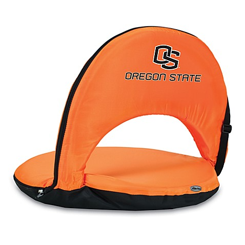 Picnic Time® Oregon State University Collegiate Oniva Seat in Orange