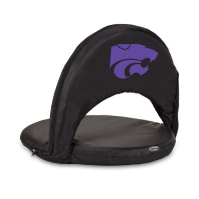 Picnic Time® Kansas State University Collegiate Oniva Seat in Black