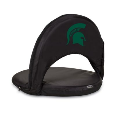 Picnic Time® Michigan State Collegiate Oniva Seat in Black