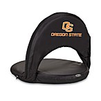 Picnic Time® Oregon State University Collegiate Black Oniva Seat