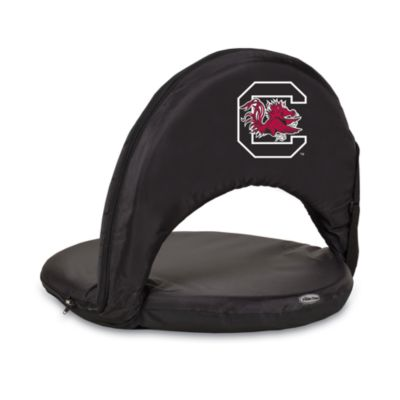 Picnic Time® University of South Carolina Collegiate Oniva Seat in Black