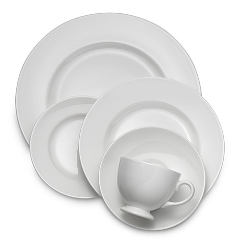 Wedgwood® White Dinnerware