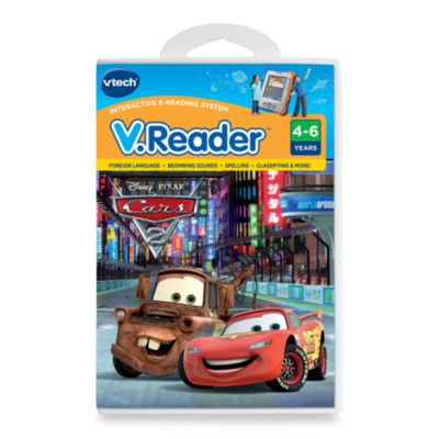 V. Reader Cartridge in CARS 2