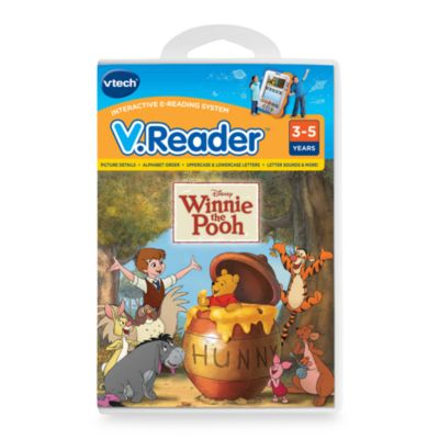 V. Reader Cartridge in Winnie the Pooh
