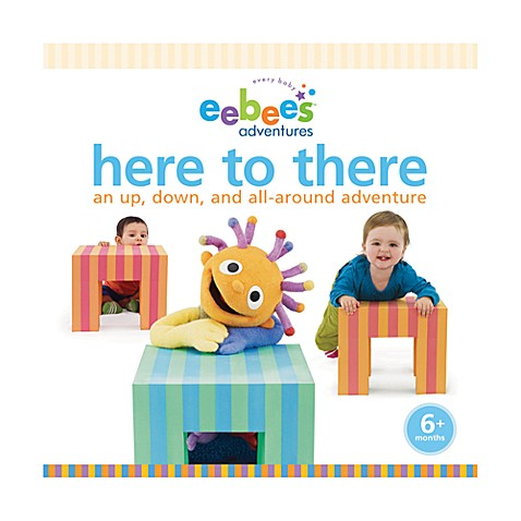 eebee's™ Adventures Board Book in Here to There