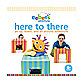 eebee's Adventures Board Book in Here to There