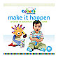 eebee's Adventures Board Book in Make It Happen