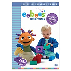 eebee's™ Adventures DVDs in Figuring Things Out