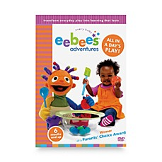 eebee's™ Adventures DVDs in Allina Day's Play