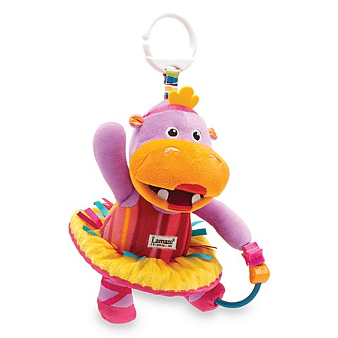 Lamaze® Lulu in a Tutu Car Seat Toy