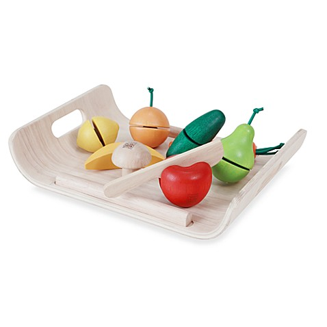 Plan Toys® Fruit and Vegetable Tray