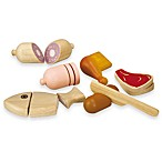 Plan Toys® Plan Activity Large Scale Meat Set