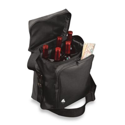 Wine Enthusiast® Weekend Wine Bag