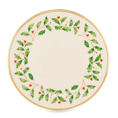 Lenox® Holiday™ 10.5-Inch Dinner Plate