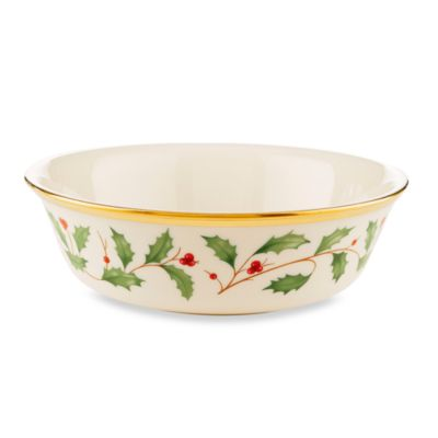 Lenox® Holiday™ All Purpose Bowl