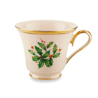 Lenox® Holiday™ Teacup