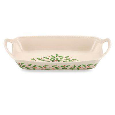 Lenox® Holiday™ Bread Basket